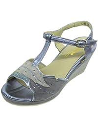 Descuento Del Precio Más Bajo MELLUSO Sandalo Elegante Donna R50103 Nero E0294 38 Disfrutar De Las Compras 3alW1Q