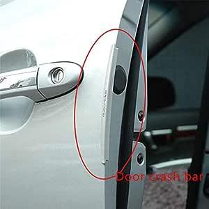 Pergrate 8pcs Set Autotür Schutzleiste Guard Edge Corner Bumper Buffer Scratch Protector Küche Haushalt