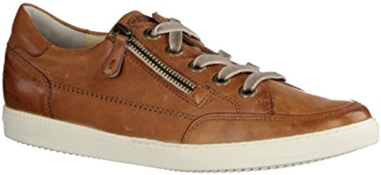 Paul Green Damen Sneaker 4294-079 Braun 191619