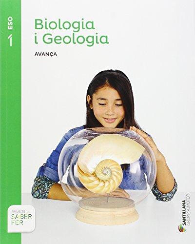 Biologia i geologia serie avança 1 eso saber fer