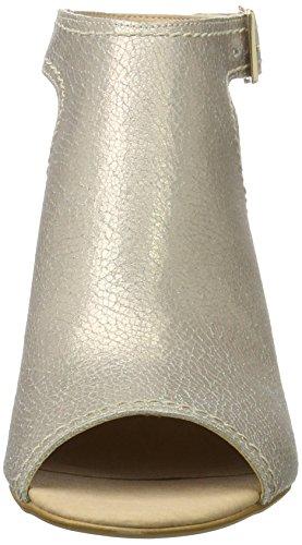 Carvela Damen Koal Np Peeptoe Pumps Gold (Gold)