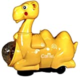 The Camel Toy With 3D Light For Kids | Battery Operated Camel Moving Toy For Kids To Play
