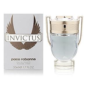 Paco Rabanne Invictus, Agua de tocador para hombres – 50 ml.