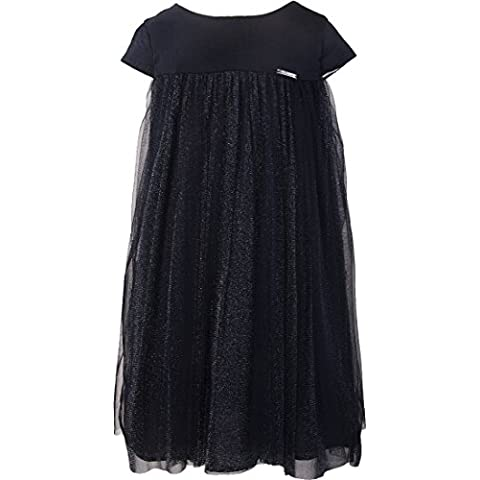 Ipuang Dress Mesh Flower Girl Tulle di scintillio per le occasioni speciali
