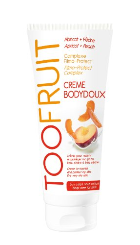 Toofruit Children's Nourish and Protect Body Cream Peach and Apricot