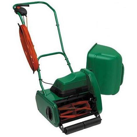 Webb Premier 12in Electric Push Cylinder Lawnmower