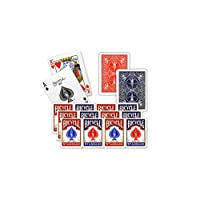 Bicycle Playing Cards 12 Packs, Multi