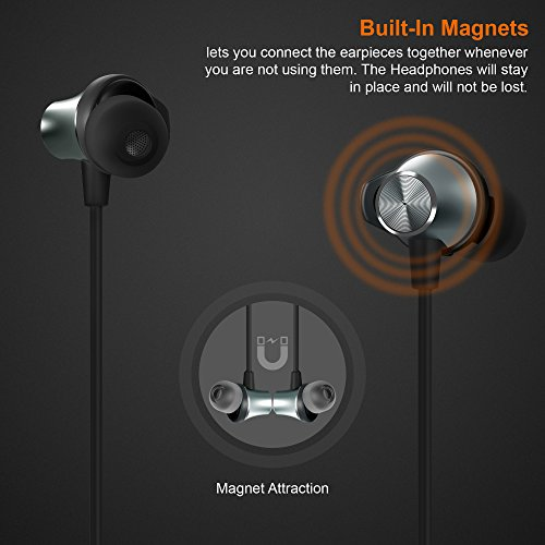 Tagg Sports Plus Bluetooth Earphones With Mic (Black)