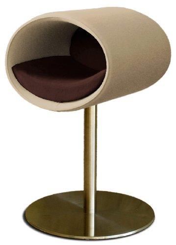 pet-interiorsde-rondo-stand-filz-creme-designer-schlafplatz-fur-katzen