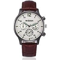Cebbay Liquidación Watch Leisure Noble Elegante y simple Temperament Watch (A)