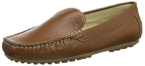Hush Puppies Damen Amalia Grace Slipper, Braun (Tan), 39 EU - Tan Leder-plattform