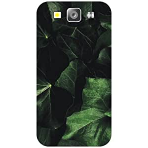 Samsung I9300 Galaxy S3 - Multi Leafs Matte Finish Phone Cover