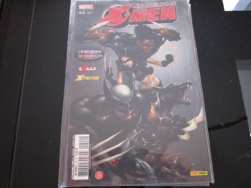 ASTONISHING X-MEN N° 44 (2009) comics vf