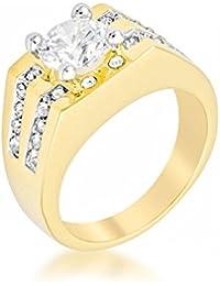 ISADY - Barracuda - Men's Ring - Cubic Zirconia