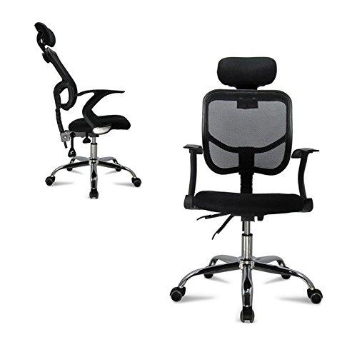 Homfa sillas de ordenador sillas de escritorio baratas for Sillas para ordenador baratas