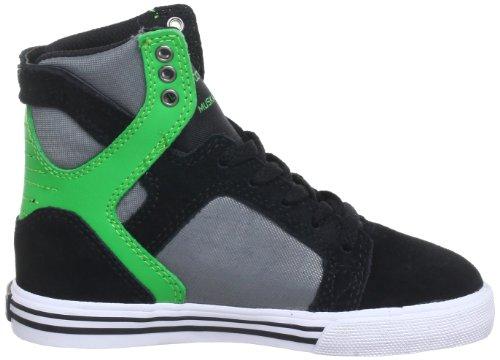 Supra SKYTOP S13008K Jungen Sneaker Schwarz (Bgn)