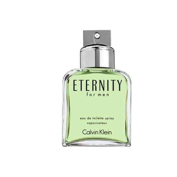 Calvin Klein Eternity Men Eau de Toilette Spray para Hombres – 200ml