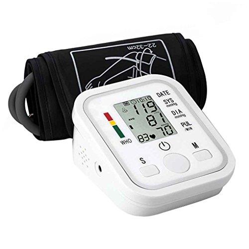 schen Handgelenk-Blutdruck-Monitor-Herz-Schlag Puls-Impuls-Meter Arm Pulsometer Regard ()