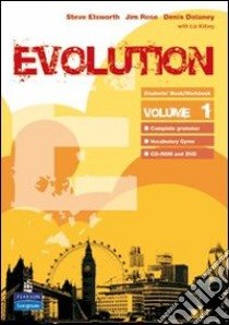 EVOLUTION 1. Students' Book/Workbook
