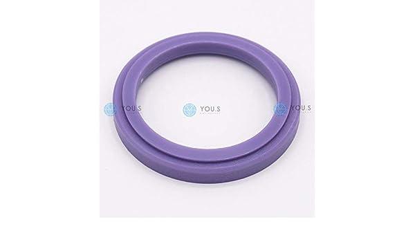 TSW 5 X ANELLI DI CENTRAGGIO anello distanziatore per cerchi in allumio t42-sl571p-audi 76,0-57,1 mm MAK