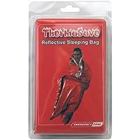 ThermaSave Emergency Reflective Sleeping Bag, Multi-Layer Bivy Sack, Emergency Zone Brand by Emergency Zone