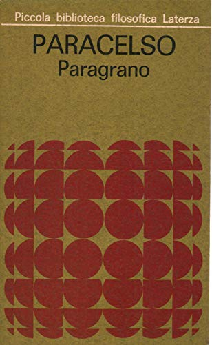 Paracelso Paragrano