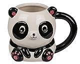 OOTB 78/8303 - Taza de cerámica, diseño de oso panda
