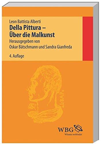 Della Pittura - Über die Malkunst