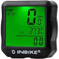 Gowind6 Wired MTB Mountain Bike Computer Waterproof Backlight Bicycle Speedometer