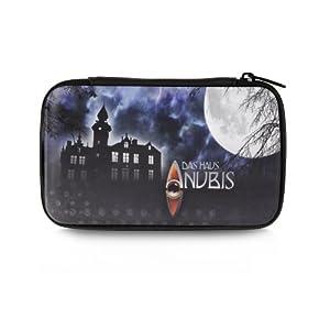 Speedlink Carry Style Case Tasche zur Aufbewahrung des Nintendo DSi XL (Hartschale mit Innenfächern und Reißverschluss) Das Haus Anubis