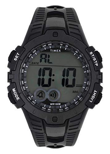 Timex Sport Digital Watch for Men-TWESK1100T(Black)