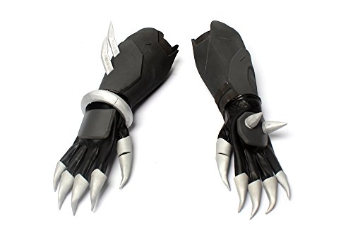 Chong Seng CHIUS Cosplay Costume Accessory Arm Armor & Gloves For Reaper Gabriel Reyes V1