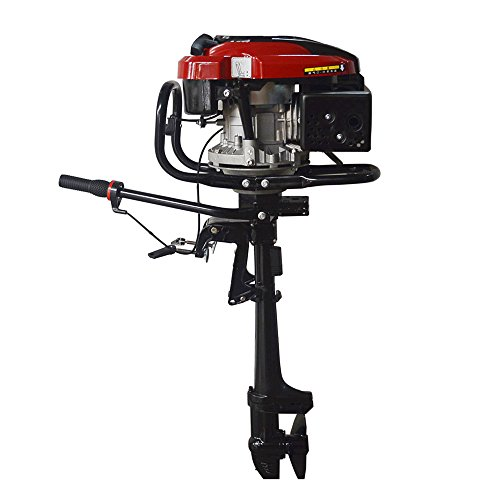 4-stroke 7HP Superior Engine Outboard Motor Inflatable Fishing boat motor