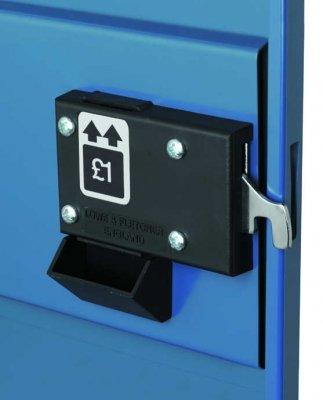 Neue Industrielle Sicherheit Equipment Schlösser Tresore/Locksmith Gear Spind Zubehör Tokens Einheitsgröße