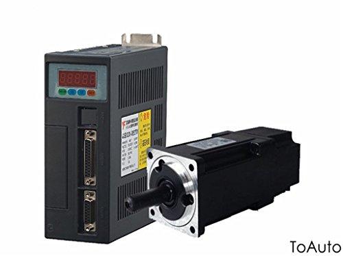 AC Servo Motor Driver Kit 1KW nema324Nm CNC controller Kit 2500R/min 220V 3M Kabel