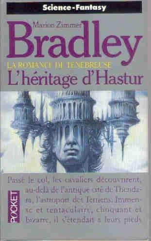 L'héritage d'Hastur (La Romance de Ténébreuse)