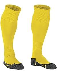 Stanno Uni Medias Protectoras Púrpura - amarillo, 45-48