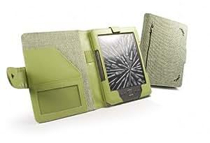Tuff-Luv Schutzhülle aus Hanf für Kindle 4grün (UK-Import)