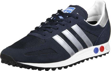 adidas la Trainer OG, Sneakers Basses Homme Multicolor (Legend Ink/matte Silver/night Navy)