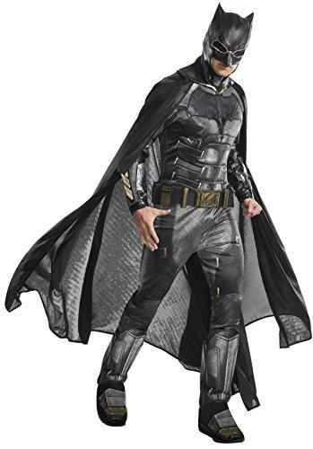 DC Comics - Batman Grand Heritage Supreme Kostüm für Erwachsene, Einheitsgröße (Rubie's 820754)