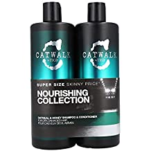 Tigi Catwalk Nourishing Collection Duo Kit Shampoo E Condizionatore - 1500  ml c0575497b441