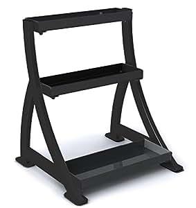 Marcy haltère professionnel rack 64 x 70 x 81 cm