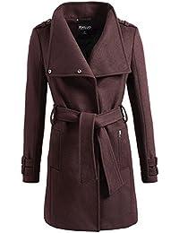 09b2a48db3c4 Suchergebnis auf Amazon.de für: khujo mantel - Wolle: Bekleidung