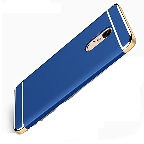 new product 0eedb 62eac For Xiaomi Redmi Note 4 Case Cover Luxury 3 IN 1 Shockproof Hard Back Cover  for Xiaomi Redmi Note 4 Prime Pro Cases Note 4