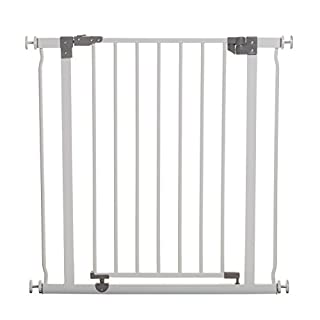 Dreambaby Liberty Safety Gate (Fits 75cm-82cm) White