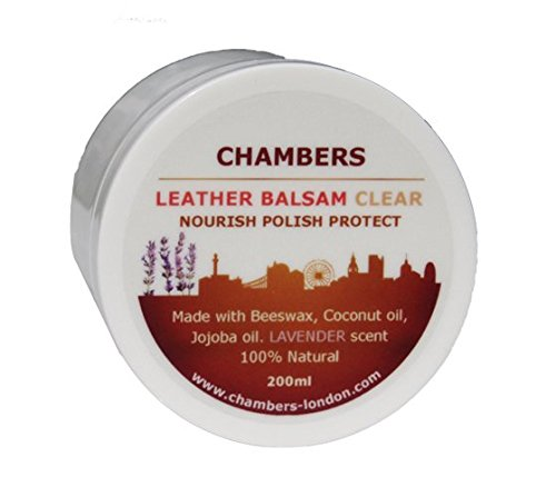 Chambers Leather, balsamo naturale, 200 ml, Transparent, 200ml