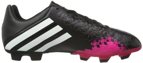 adidas Predito LZ TRX FG, Chaussures de course homme Noir - Black I/Running White FTW/Vivid Berry