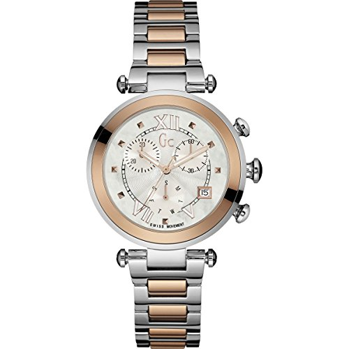 Guess - Gc by Reloj Mujer Sport Chic Collection Lady Chic cronógrafo y05002m1