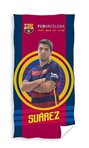 FC Barcelona Suárez objetivo toalla