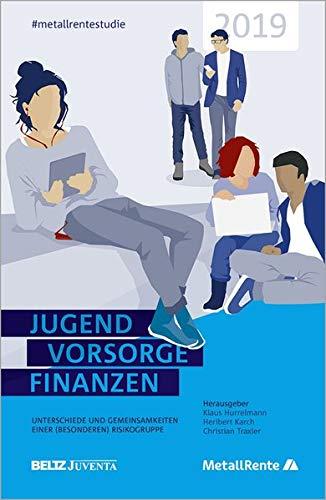 Jugend, Vorsorge, Finanzen: MetallRente 2019